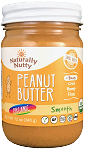 Organic Natural Peanut Butter - Smooth